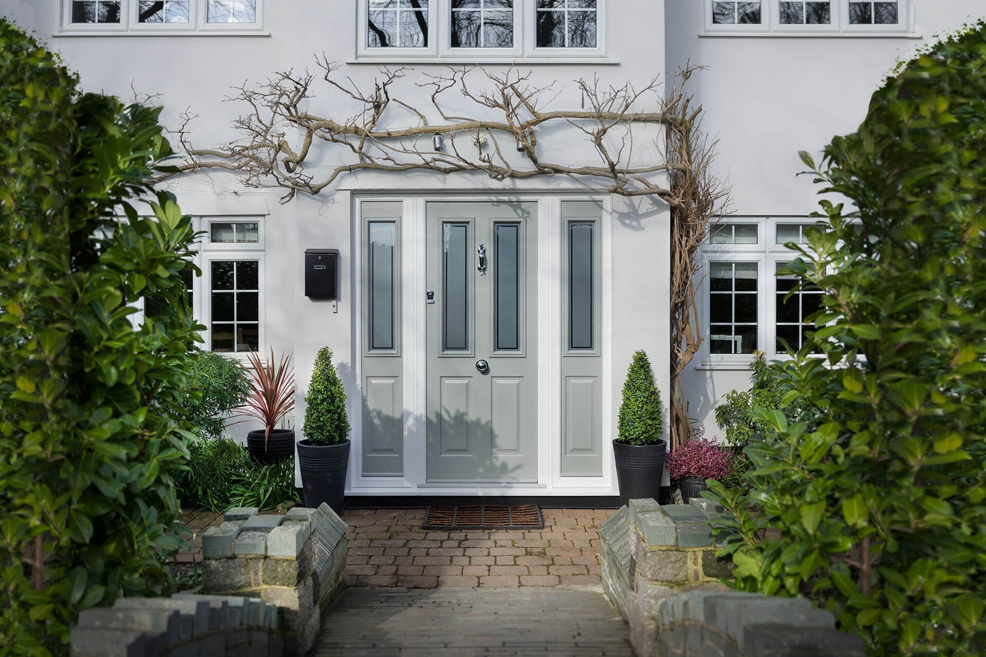 Solidor Composite Doors.